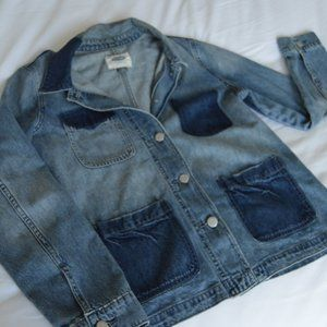 Old Navy Denim Button-Up Jacket